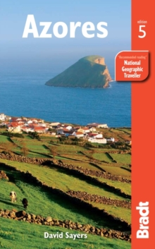 Azores : The Bradt Travel Guide, Paperback