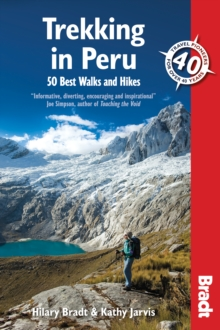 Trekking in Peru : 50 Best Walks and Hikes, Paperback