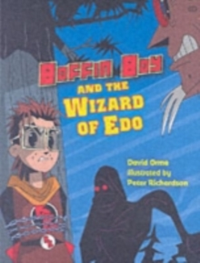 Boffin Boy and the Wizard of Edo : v. 8, Paperback Book