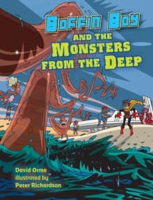 Boffin Boy and the Monsters from the Deep : Set 3 v. 8, Paperback