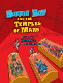 Boffin Boy and the Temples of Mars : v. 8, Paperback