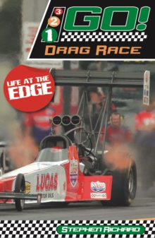 321 Go! Drag Race : v. 8, Paperback Book