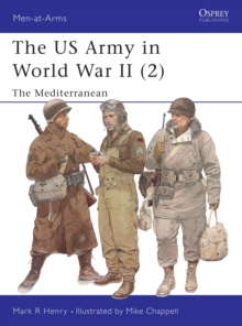 US Army of World War 2 : North Africa and the Mediterranean v.2, Paperback