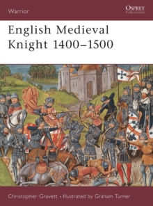 English Medieval Knight 1400-1500, Paperback