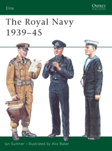 The Royal Navy 1939-45, Paperback Book