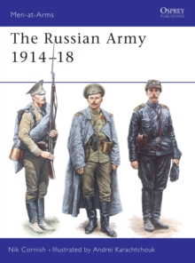 The Russian Army 1914-18, Paperback Book