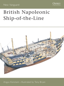 British Napoleonic Ship-of-the-line, Paperback