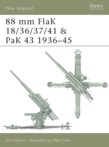 88 mm FlaK 18/36/37/41 and PaK 43 1936-45, Paperback