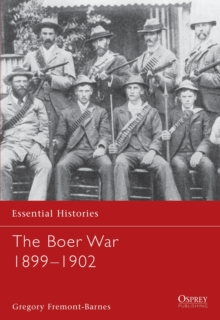 The Boer War 1899-1902, Paperback