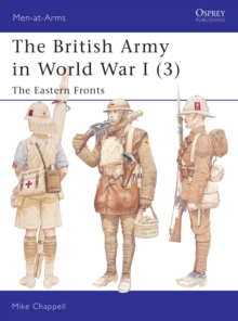 The British Army in World War I, Paperback