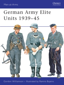 German Army Elite Units 1939-1945, Paperback