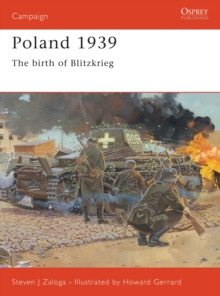 Poland 1939 : The Birth of Blitzkrieg, Paperback