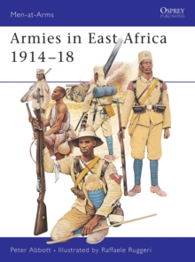 Armies in East Africa 1914-1918, Paperback