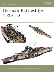 German Battleships 1939-45, Paperback