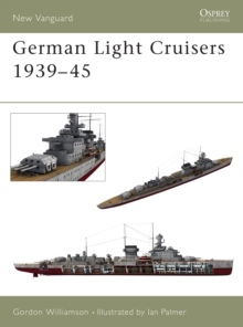 German Light Cruisers 1939-45, Paperback Book