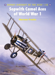 Sopwith Camel Aces of World War 1, Paperback
