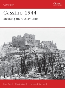 Cassino 1944 : Breaking the Gustav Line, Paperback