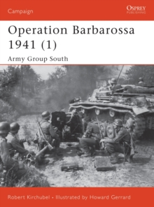 Operation Barbarossa 1941 : Army Group South Pt. 1, Paperback