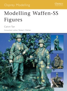 Modelling Waffen-SS Figures, Paperback