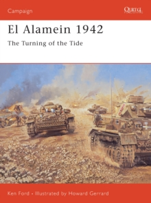 El Alamein, 1942 : The Turning of the Tide, Paperback