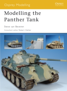 Modelling the Panther Tank, Paperback