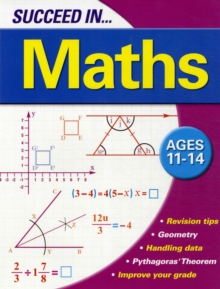 Succeed in Maths 11-14 Years, Paperback