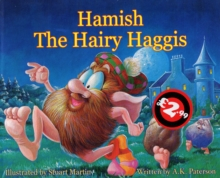 Hamish the Hairy Haggis, Paperback Book