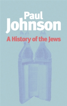 A History of the Jews, Paperback Book