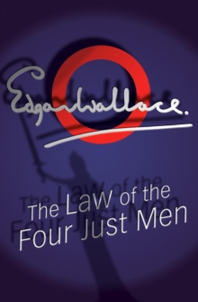 The Law of the Four Just Men, Paperback