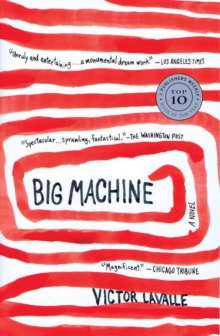 Big Machine, Paperback