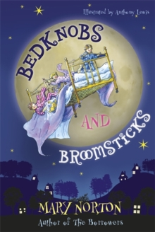 Bedknobs and Broomsticks, Paperback Book