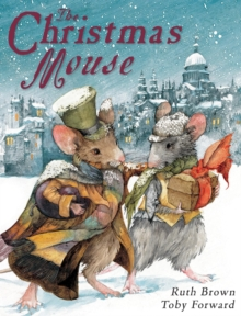The Christmas Mouse, Paperback Book