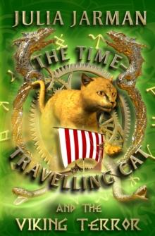 The Time-travelling Cat and the Viking Terror, Paperback Book