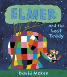 Elmer and the Lost Teddy, Paperback Book