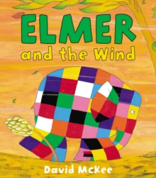 Elmer and the Wind, Paperback
