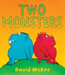 Two Monsters, Paperback