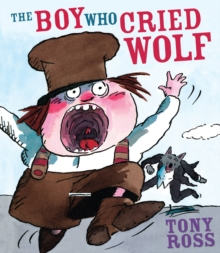 The Boy Who Cried Wolf, Paperback