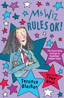 Ms Wiz RULES OK!, Paperback Book