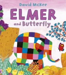 Elmer and Butterfly, Paperback