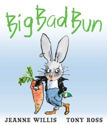 Big Bad Bun, Paperback Book