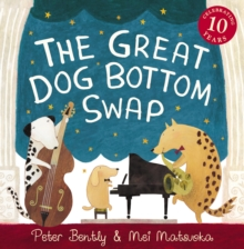 The Great Dog Bottom Swap, Paperback