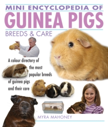 Mini Encyclopedia of Guinea Pigs Breeds and Care, Paperback