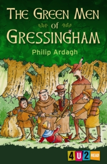 Green Men of Gressingham, Paperback Book