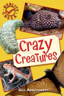 Crazy Creatures, Paperback Book