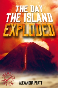 The Day the Island Exploded, Paperback Book