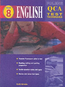 English Test Techniques : Year 8 QCA Test Techniques Student Book, Paperback