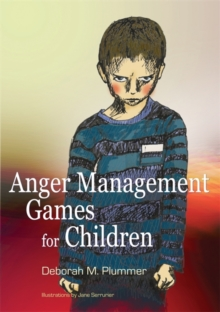 Anger Management Games for Children, Paperback