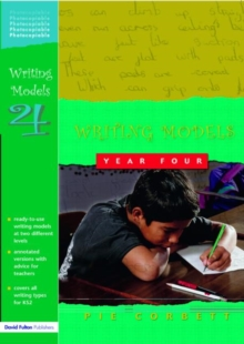 Writing Models Year 4, Paperback