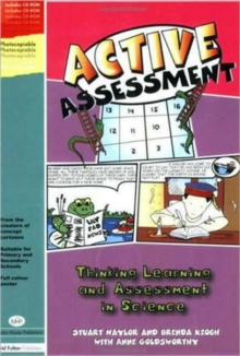 Active Assessment for Science : Thinking, Learning and Assessment in Science, Paperback