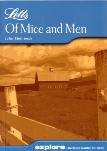 Of Mice and Men : GCSE Text Guide, Paperback